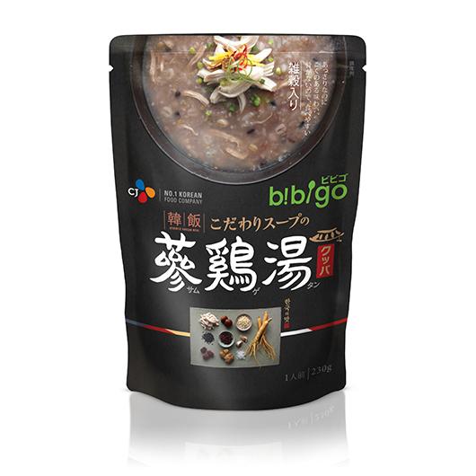 bibigo韓飯レトルトクッパ 参鶏湯(雑穀)