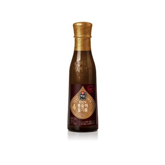 香り豊かなおいしいえごま油