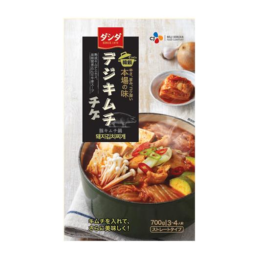 韓鍋 デジキムチチゲ(豚キムチ鍋)